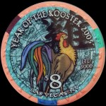 MANDALAY BAY 8 $ Year of the Rooster
