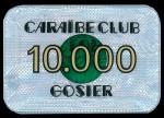 Plaque GOSIER 1000