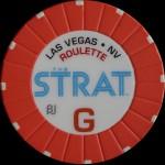 LA STRATOSPHERE G Roulette