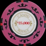 CASINO-ROYALE-25 000-$