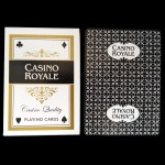 CASINO-ROYALE- Cartes noires