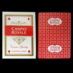 CASINO-ROYALE-Cartes Rouges