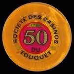 LE TOUQUET 50