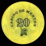 MENTON 20