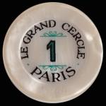 GRAND CERCLE  PARIS 1