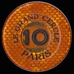 GRAND CERCLE PARIS 10
