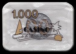PLAQUE 1000 ST FRANCOIS
