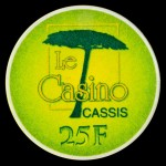CASSIS 25 Fr