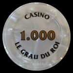 LE GRAU DU ROI 1000