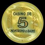 MONTROND 5