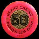 FORGES LES EAUX 50