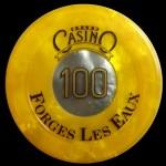 FORGES LES EAUX 100 Jaune