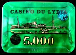 LE LYDIA 5 000