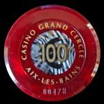 AIX LES BAINS 100
