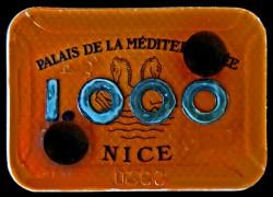 PALAIS 1 000