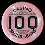 SALINS LES BAINS 100