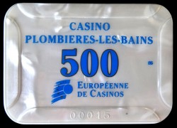 PLOMBIERES 500