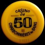CHARBONNIERES LES BAINS 50