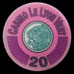 LE LYON VERT 20
