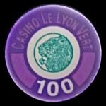 LE LYON VERT 100