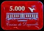 DEAUVILLE 5 000