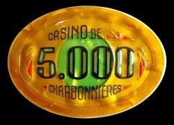 CHARBONNIERES LES BAINS 5 000