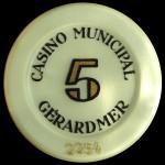 GERARDMER 5