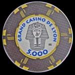 LE PHARAON 5 000