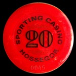 HOSSEGOR 20