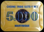 LES 3 ILETS 5 000