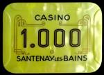 SANTENAY LES BAINS