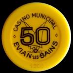 EVIAN LES BAINS 50