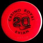 ROYAL EVIAN 20