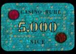 LE RUHL  5 000