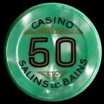 SALINS LES BAINS 50