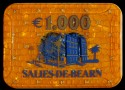 SALIES DU BEARN 1 000