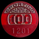 SPORTING CANNES 100