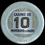 MONTROND 10