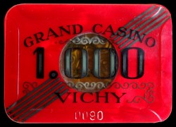 Grand Casino VICHY 1000