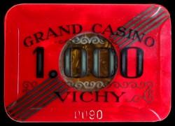 Grand Casino VICHY 1000