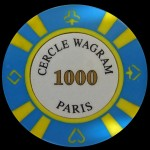 CERCLE WAGRAM 1 000