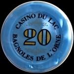 BAGNOLES DE L'0RNE 20