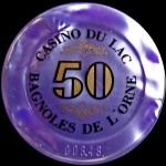 BAGNOLES DE L'ORNE 50
