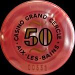 AIX LES BAINS 50