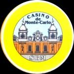 Monte Carlo Jaune