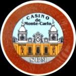 Monte Carlo Marron Fonce