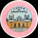 Monte Carlo Rose