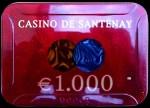 SANTENAY LES BAINS 1 000