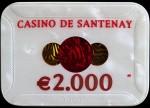 SANTENAY LES BAINS 2 000