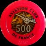 AVIATION CLUB 500